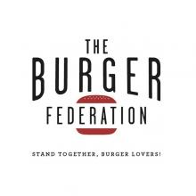 The Burger Federation logo